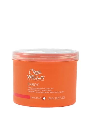 Enrich Thick Maske 500 Ml -Wella